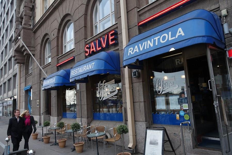 ラヴィントラ・サルヴェ(Ravintola Salve)