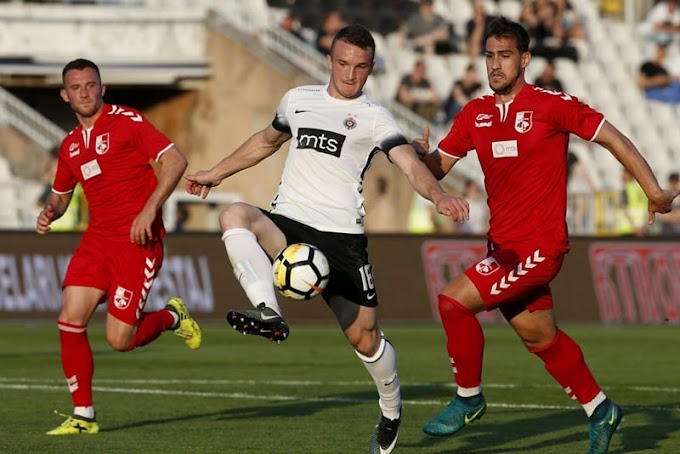 Đorđe Ivanović pokrenuo Partizan i odložio predaju titule!