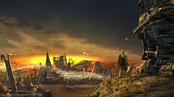 Download Game Final Fantasy X X-2 HD Remaster Download Single Link Codex