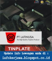 Lowongan Kerja PT Pelat Timah Nusantara (Latinusa)