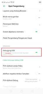 Cara Aktifkan USB Debugging di Realme C2
