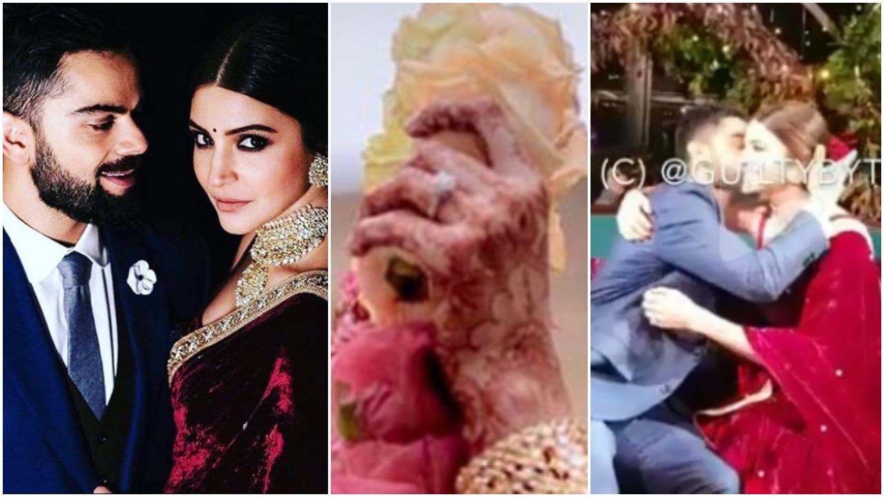 Anushka Sharma Wedding Ring 5