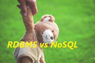 rdbms vs no sql