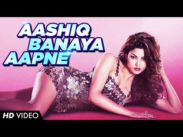 Hate Story 4 song Aashiq Banaya Aapne: Urvashi Rautela gives sultry a new definition