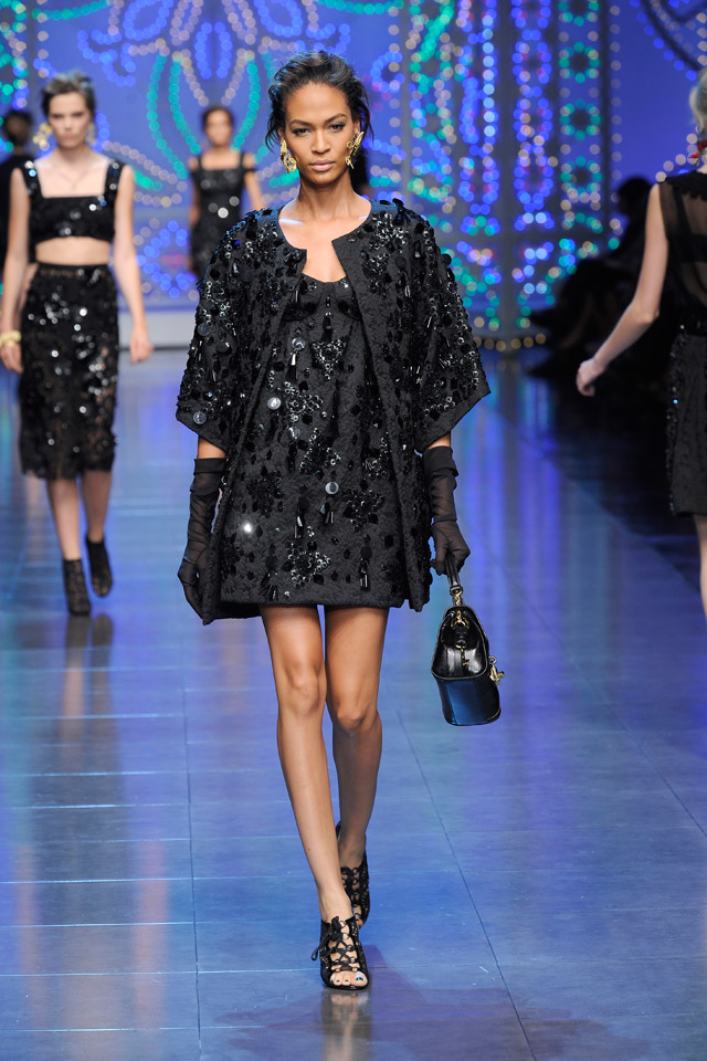 Dolce And Gabbana Summer 2012 Womens Wear