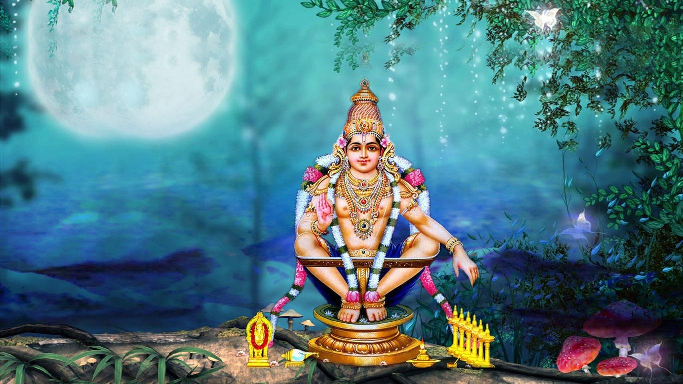26 Lord Ayyappa HD God Wallpapers and Images | God Wallpaper