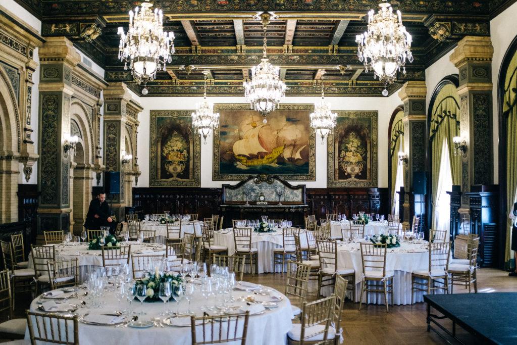 Zankyou bodas y su evento para novias en el hotel Alfonso XIII de Sevilla