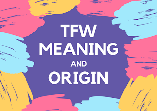 TFW Meaning (What Does TFW Mean ?)