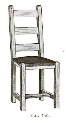 Mission Chair DIY - How to make an old fashioned wooden Mission Chair