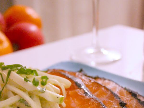 Kulinaarin Samurai-graavilohi
