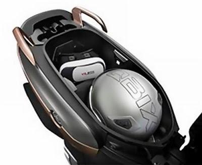 Fitur Yamaha QBIX