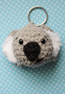 Kenny the Mini Koala Pattern | Crochet patrones amigurumis ... | 320x224