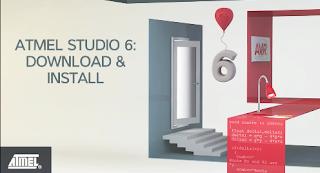 installing atmel studio