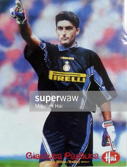 Gianluca Pagliuca Inter Milan