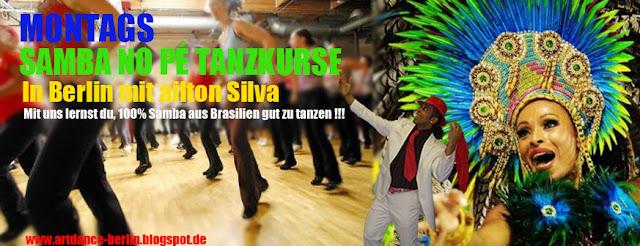 Samba Tanzkurs in Berlin