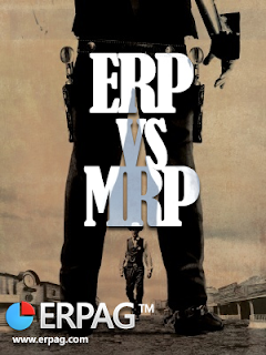 ERP and MRP difference
