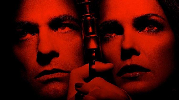 Keri Rusell y Matthew Rhys en The Americans, serie de FX