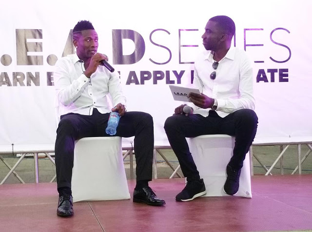 Asamoah Gyan Names Stonebwoy, Sarkodie, Samini & Shatta Wale As The Top 4 Consistent Artists In 2017