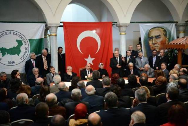 Η τουρκική κινητικότητα στη Θράκη και οι δηλώσεις του Ερντογάν