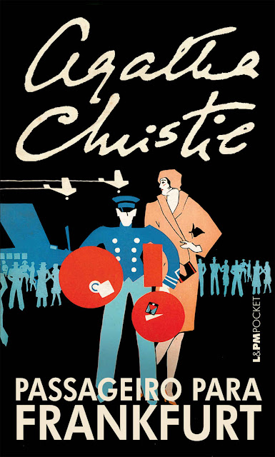 Passageiro para Frankfurt - Agatha Christie