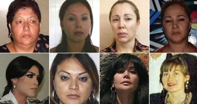 Fama y poder: las mujeres que controlan el narcotráfico de los cárteles mexicanos