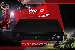 probox - PROBOX 300 HD NOVA ATUALIZAÇÃO V1.10 - 13/03/17 PROBOX%2BPB300