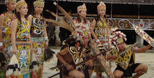 Cagar Budaya Pulau Kalimantan
