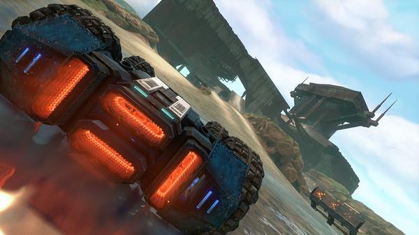 GRIP: Combat Racing PC Full Español