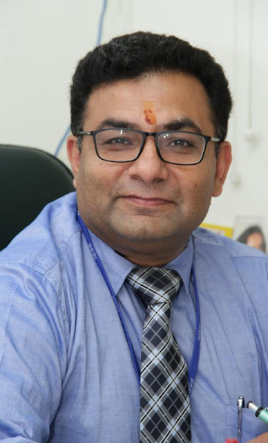 Mr. Naveen Sharma, Head Business Development, PSRI Hospital