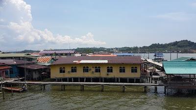 Sungai Brunei, Galeri Kebudayaan dan Pelancongan Kampong Ayer, Brunei Darussalam