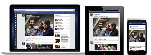 Facebook News Feeds Redesigned 2013, Now Looks Awesome