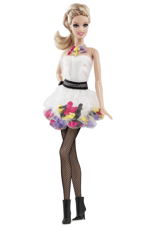 Barbie blog barbie collector oficiales - Barbie de noel 2012 ...