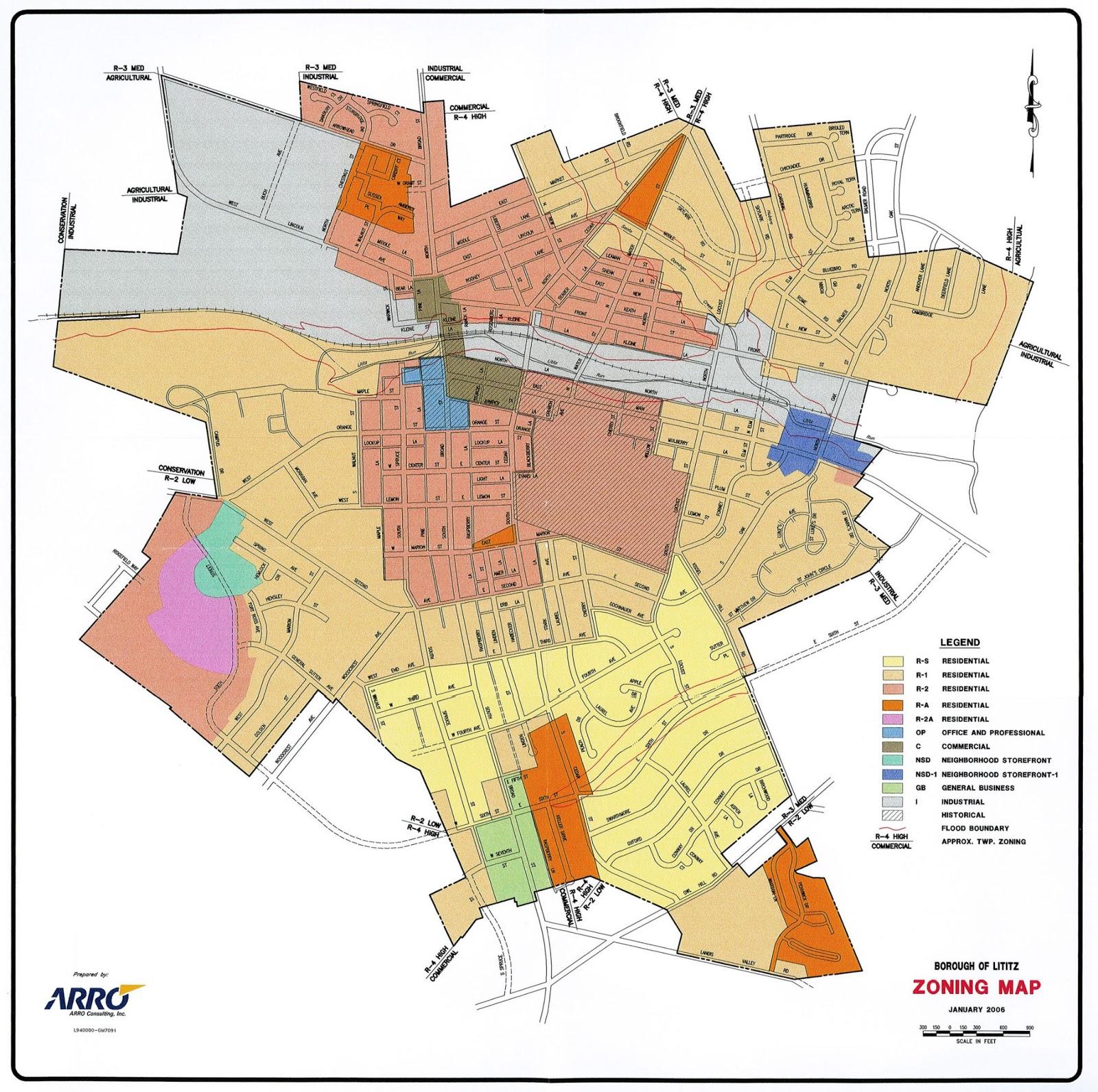 City Of Elizabeth Nj Zoning Map
