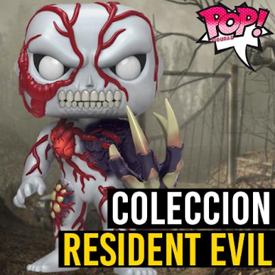 Lista de figuras funko pop de Funko Resident Evil