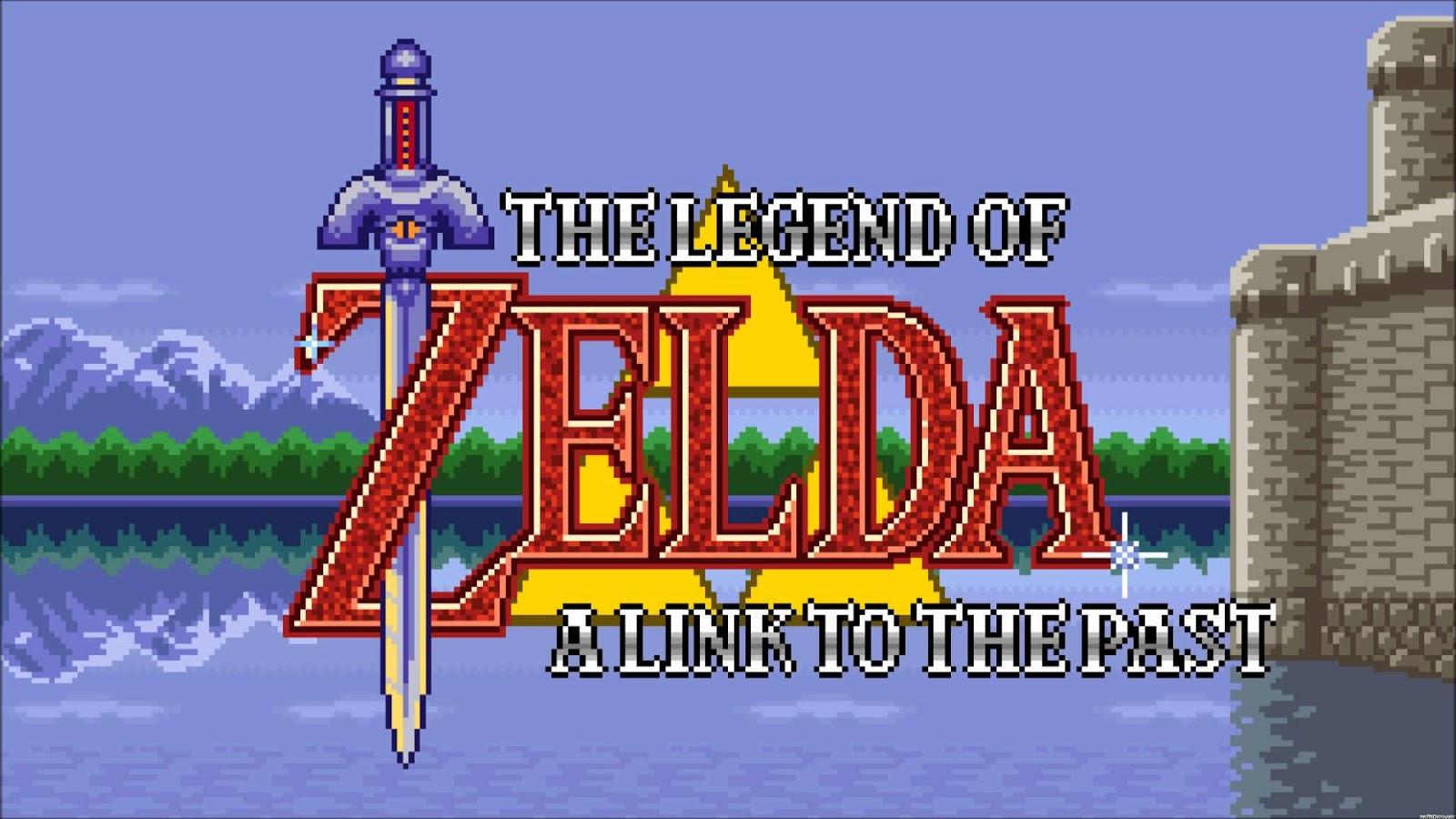 Zeldaroms Juegos De Zelda