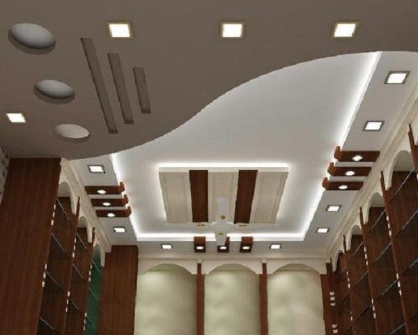150 Pop Ceiling Design For Living Room Hall False Ceiling