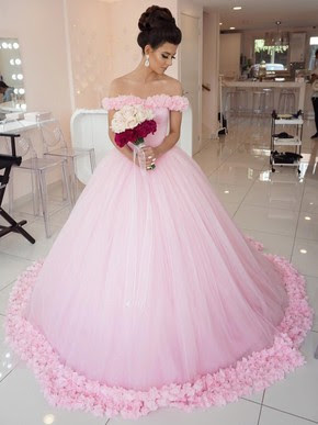 http://www.dressesofgirl.com/ball-gown-off-the-shoulder-tulle-court-train-appliques-lace-pink-glamorous-wedding-dresses-dgd00022798-6647.html