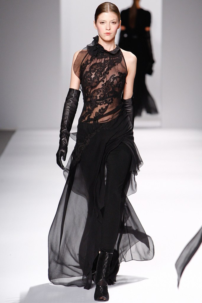 Runway Elie Tahari Fall 2011 Ready To Wear Collection Cool Chic Style Fashion