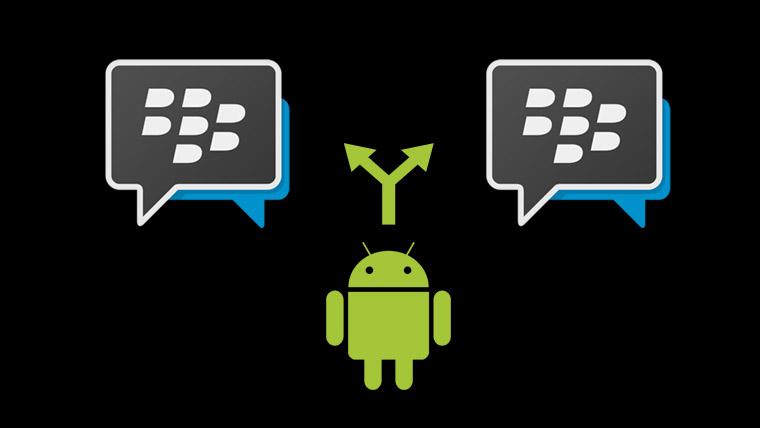 Cara Terbaru Instal 2 BBM di 1 HP Android