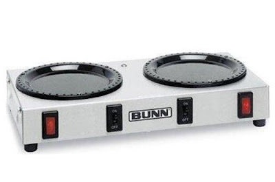 Bunn Bunwx2 Two Station Warmer Plate