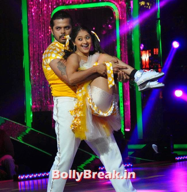 Sreesanth, Jhalak Dhikhla Jaa 7 Pics - 14 June Episode
