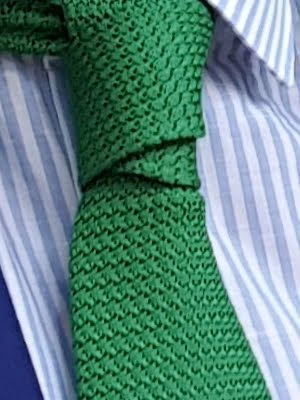 Tie A Double Four In Hand Knot