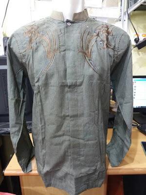 baju koko pria surabaya, produsen baju koko surabaya, baju koko pria murah surabaya