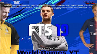 FTS 19 Full Update Mod APK OBB+Data by Worldgames