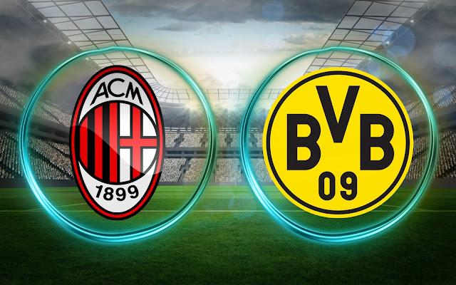 Prediksi Milan vs Dortmund