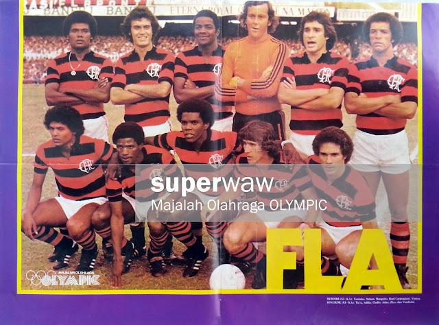 Team Flamengo 1980