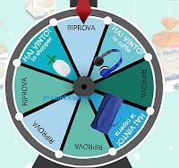 Logo PanPiuma: ritorna il concorso, gira la ruota e vinci gratis bellissimi premi
