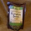 Now Foods, Real Food, Certified Organic, Pumpkin Seed