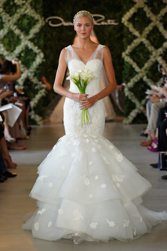 Cheap Wedding Gowns Online Blog: Oscar de la Renta 2013 ...