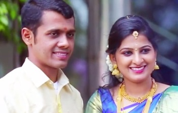 Harishankar with Seema Wedding Highlights